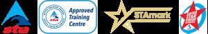 ADV affiliated logos
